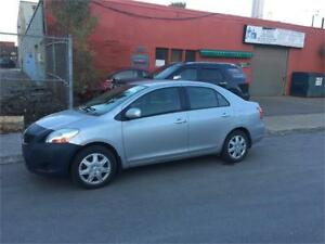 Toyota Yaris 2010. 180 000 km, $3995  Alain 514-793-0833.