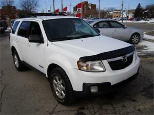 2008 Mazda Tribute ***CLEAN SUV & AWD***