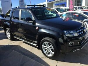 2016 Volkswagen Amarok 2H MY16 TDI420 4Motion Perm Ultimate Black 8 Speed Automatic Utility Maryborough Fraser Coast Preview