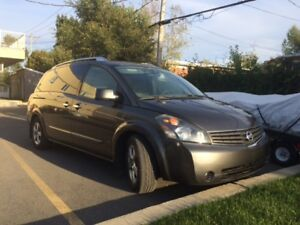 2009 Nissan Quest S Fourgonnette, fourgon