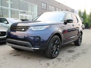 2017 Land Rover Discovery DIESEL Td6 HSE BLACK PACK 7 Seats - Or