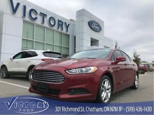 2016 Ford Fusion SE, Navigation, Backup Camera, Remote Start