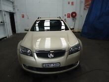 2008 Holden Calais  Champagne 5 Speed Automatic Sedan Cardiff Lake Macquarie Area Preview