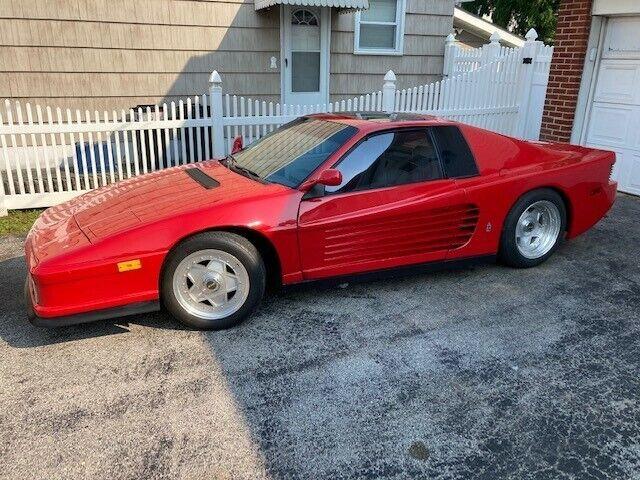 1988 Ferrari Testarossa replica - Garage Kept  - 80,088 miles