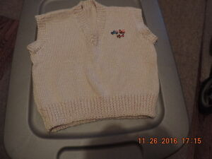 Boy's Size 3T Knit Vest London Ontario image 1