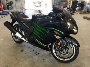 2013 Kawasaki Ninja ZX-14R ABS Limited Edition