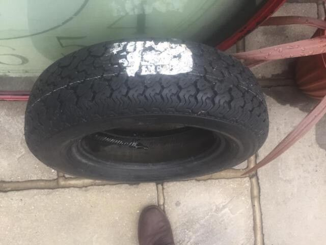 Brand New Never Used DunlopTyre 160/65R/315 - Only £15