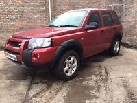 2006 Land Rover Freelander TD4 *** FULL YEARS MOT *** similar to jeep shogun vitara sx4 discovery