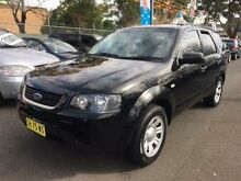 2004 Ford Territory SX TX (RWD) Black 4 Speed Auto Seq Sportshift Wagon Campbelltown Campbelltown Area Preview