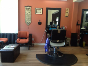 For Sale-Trendy Barber Business in North End (MLS#201720631)