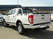 2012 Ford Ranger PX XL Double Cab 4x2 Hi-Rider White 6 Speed Sports Automatic Utility Welshpool Canning Area Preview