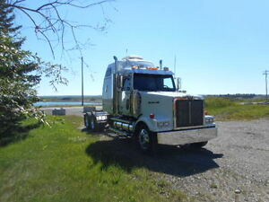 2005 Western Star, 460 Mercedes, 3 way locks Moose Jaw Regina Area image 2
