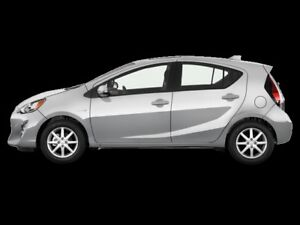 2016 Toyota Prius C Upgrade Package
