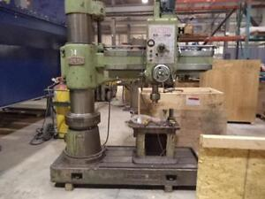 Horng Mao Radial Arm Drill Kawartha Lakes Peterborough Area image 1