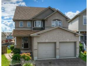BEAUTIFUL SPACIOUS HOME, WITH WALK-OUT AVAILABLE FOR RENT Kitchener / Waterloo Kitchener Area image 1