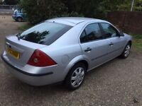FORD MONDEO MK3 - SPARES OR REPAIR