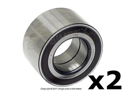 LAND ROVER RR (2003-2012) Wheel Bearing Front or Rear Left or Right (2) FAG OEM