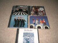 5 cds - WET WET WET