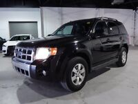 2010 Ford Escape 4WD LIMITED Car Loans Available Apply Today