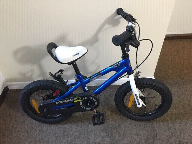 Royalbaby freestyle kids children child bike USED TWICE comes with  stabilizers | in Gloucester Road, Bristol | Gumtree