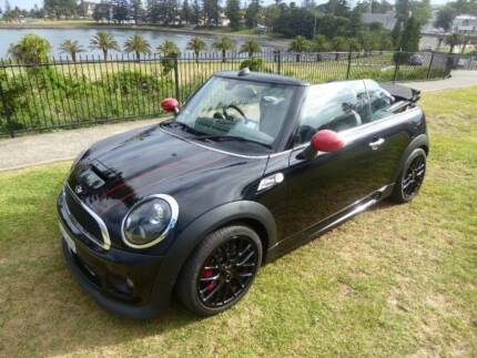 Beautiful JCW Convertible with over $13000 of dealer extras
