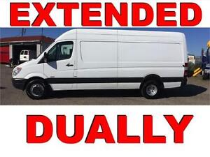2012 MERCEDES-BENZ SPRINTER 3500 170WB