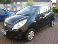 2011 61 Chevrolet Spark 1.0 Plus 5dr £30 Road Tax Years MOT Low miles