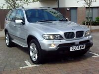 2005 BMW X5 3.0d Sport Auto FBSH *Fully Loaded*