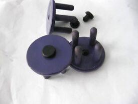 Used Powerflex Front Wishbone Rear Bushes (PFF85-602)
