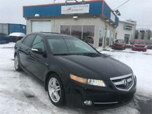 ACURA TL 2007 CUIR / TOIT OUVRANT / MAGS / SIÈGES CHAUFFANTS