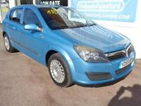 Vauxhall Astra 1.8i 16v auto 2005 Life Good Miles 82k Cheap automatic to clear