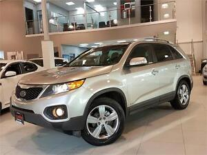2013 Kia Sorento EX-LEATHER-SUNROOF-NAVIGATION
