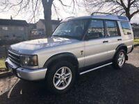2004 Land Rover Discovery 2.5 TD5 LANDMARK (7 SEATS).eg freelander vitara shogun xtrail range rover