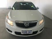 2012 Holden Cruze JH Series II MY12 CD White 6 Speed Sports Automatic Sedan Midvale Mundaring Area Preview