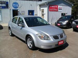 2008 Pontiac G5| MUST SEE| NO ACCIDENTS| ONLY 134KM | SERVICED