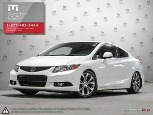 2012 Honda Civic Si coupe 6-speed manual