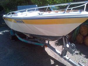 17.5' Campion Speedboat/100 HP Yamaha - $3,200 (Bowen Island,BC) North Shore Greater Vancouver Area image 3