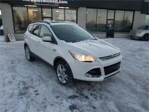 FORD ESCAPE SEL AWD ECOBOOST 2013 **NAVIGATION+ TOIT PANO**