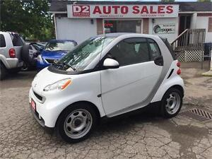 2012 Smart fortwo Automatic/BuleTooth/Super Gas Saver/Certified