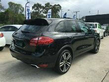 2012 Porsche Cayenne 92A MY12 S Tiptronic Black 8 SPEED Semi Auto Wagon Southport Gold Coast City Preview