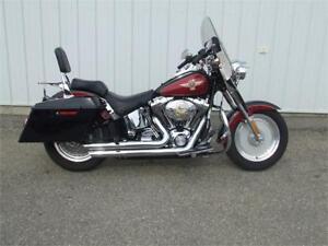 Harley-Davidson® - Softail® Fat Boy®