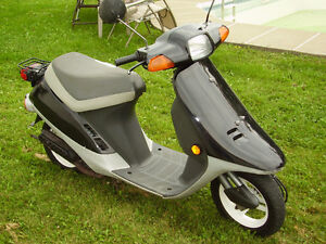 Looking for a Older Honda 50 scooter