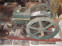 3 Hp Fairbanks hit and miss antique engine
