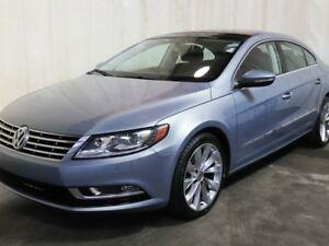 2013 Volkswagen CC Highline 2.0T w/ Leather, Navigation, Sunroof