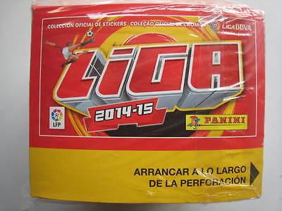Usado, Panini España Liga Bbva 2014/2015 Lfp Pegatinas Caja 50 Paquetes (250 Pegatinas) segunda mano  Embacar hacia Spain