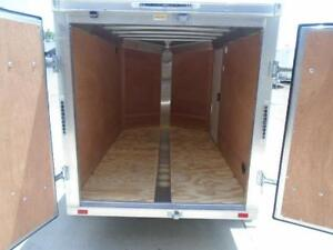 LIGHT WEIGHT CARGO TRAILER - 2017 NEO 5X8' - VERY EASY TO TOW London Ontario image 4