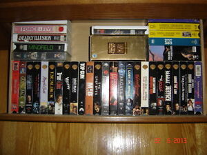 Collectibles VHS Collection [Adolescent+] Gatineau Ottawa / Gatineau Area image 1