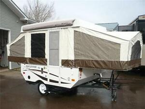 2015 Rockwood Tent Trailer 1640LTD