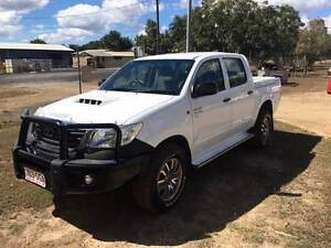 2012 Toyota Hilux Ute Mareeba Tablelands Preview
