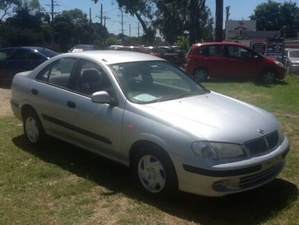 2000 Nissan Pulsar N16 Q Silver 4 Speed Automatic Sedan Hastings Mornington Peninsula Preview
